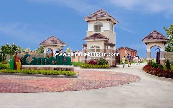 Camella Bulacan Amenities - House for Sale in Bulacan Philippines