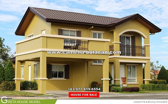 Camella Bulacan House and Lot for Sale in Bulacan Philippines