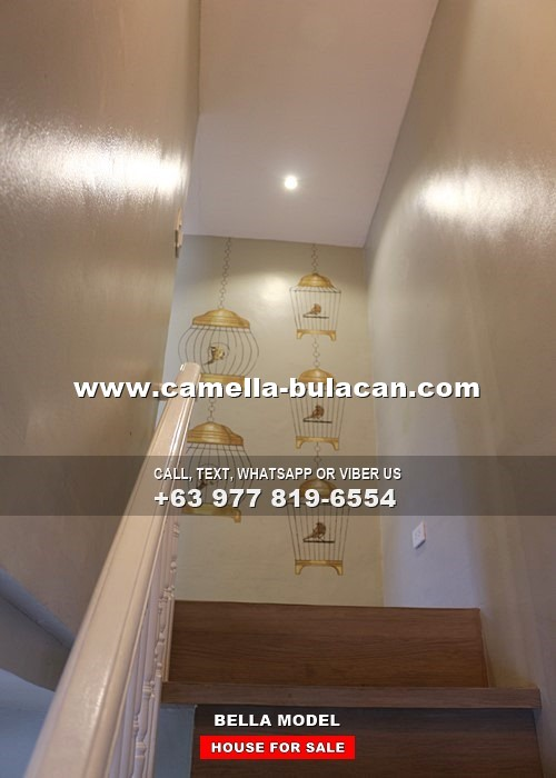 Bella House for Sale in Bulacan