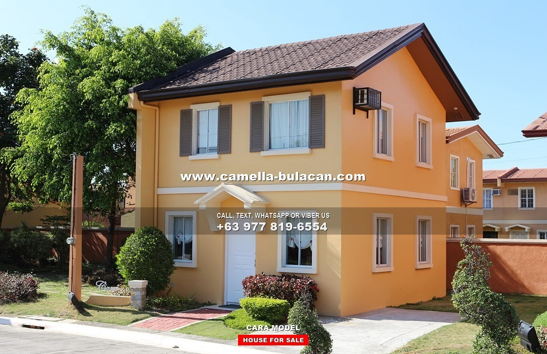 Cara House for Sale in Bulacan