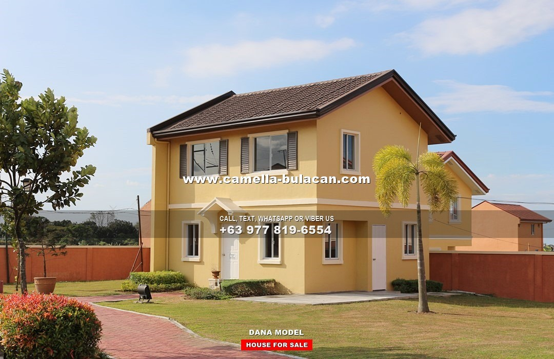Dana House for Sale in Bulacan