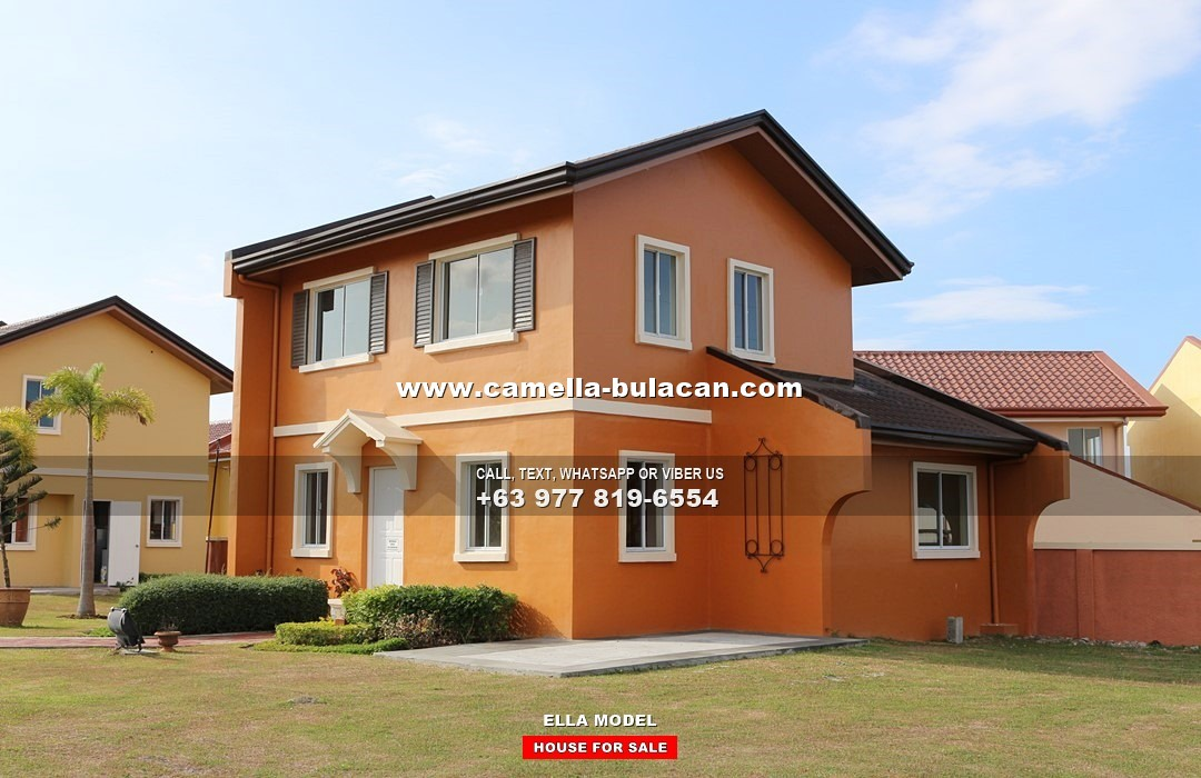 Ella House for Sale in Bulacan