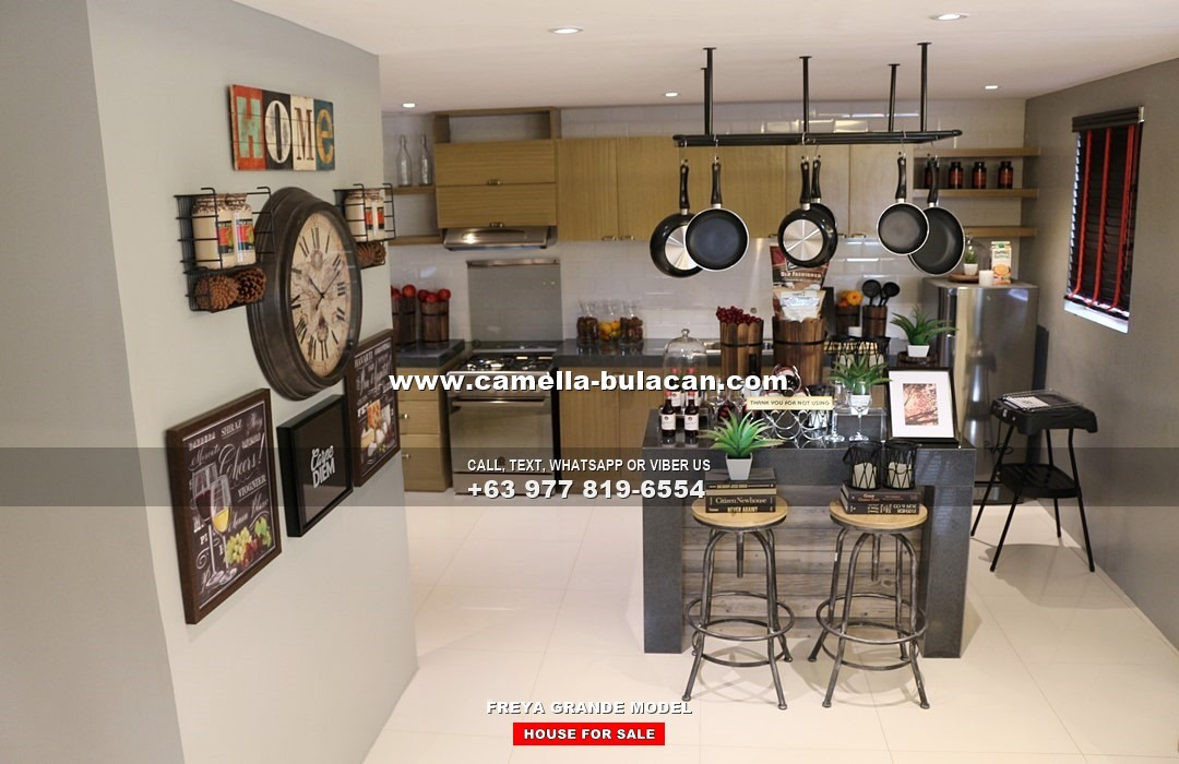 Freya House for Sale in Bulacan