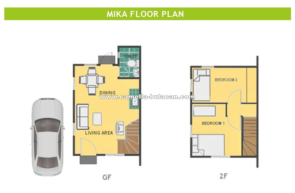 Mika  House for Sale in Bulacan
