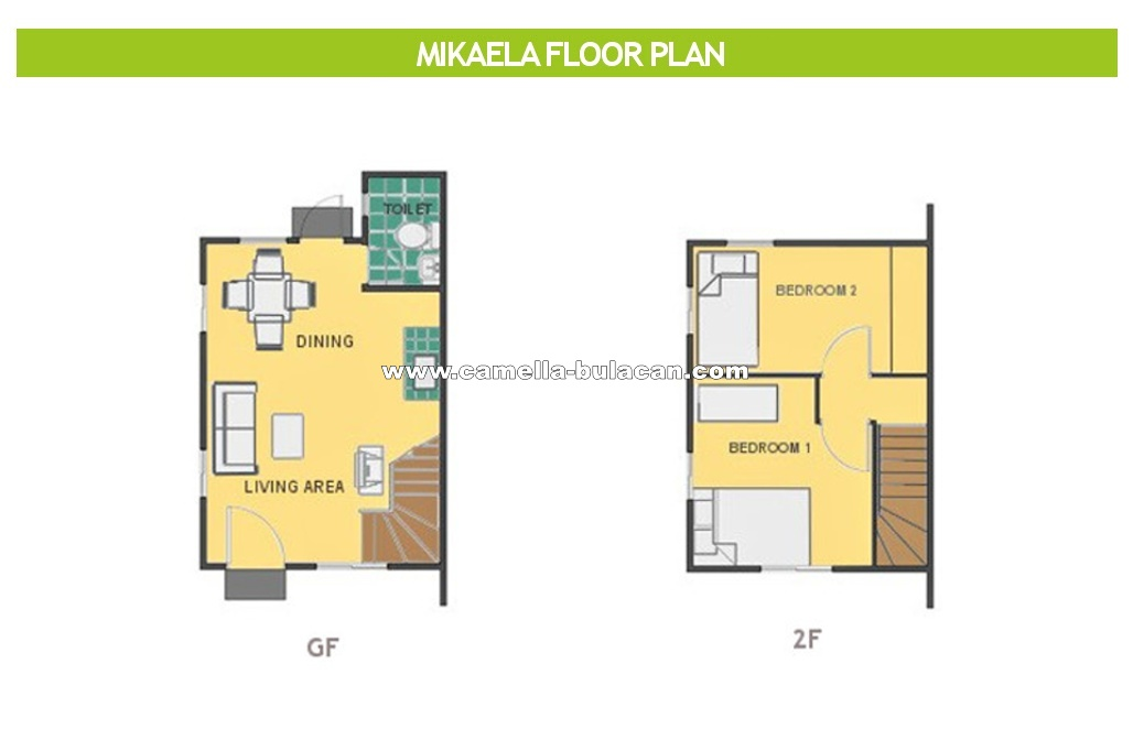 Mikaela  House for Sale in Bulacan