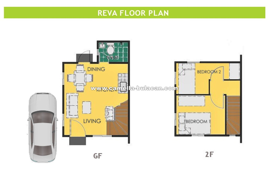 Reva  House for Sale in Bulacan