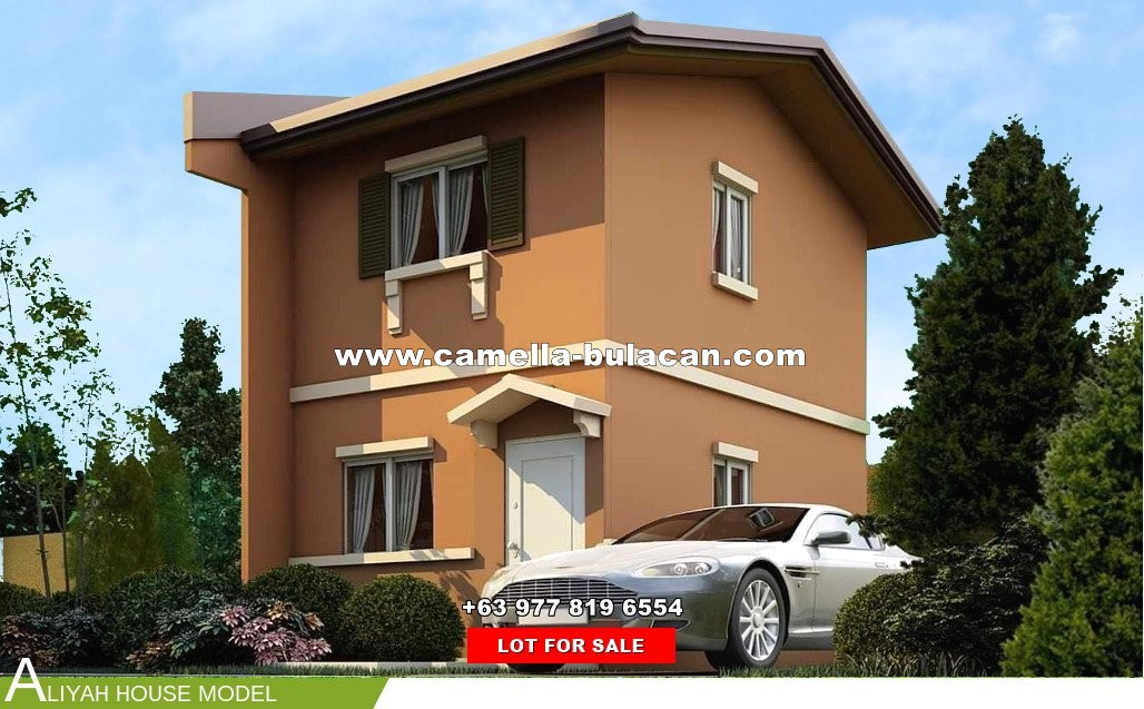 Aliyah House for Sale in Bulacan
