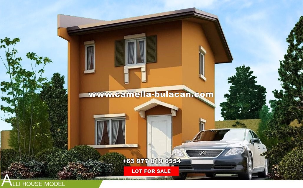 Alli House for Sale in Bulacan