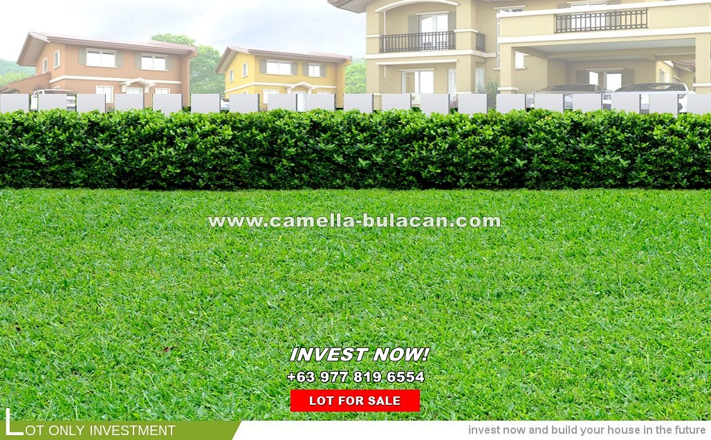 Lot House for Sale in Bulacan