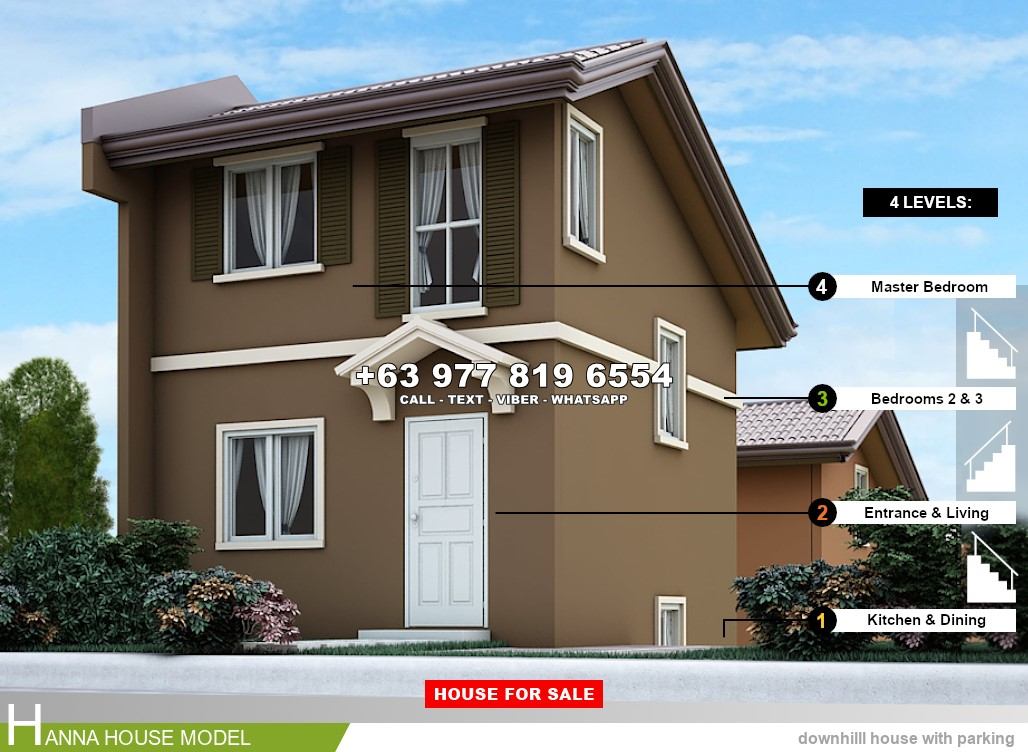 Hanna House for Sale in Bulacan