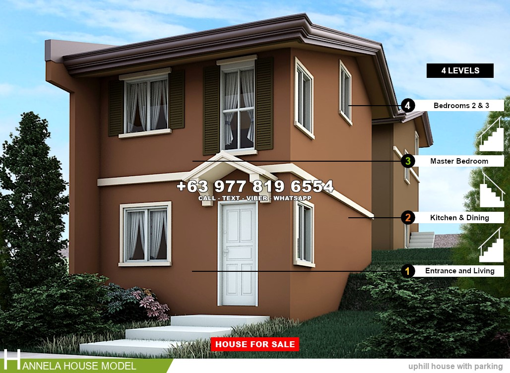 Hannela House for Sale in Bulacan