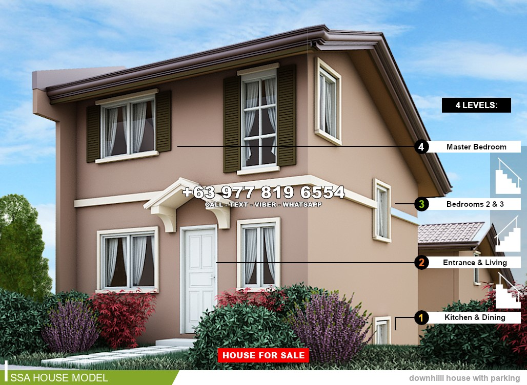 Issa House for Sale in Bulacan