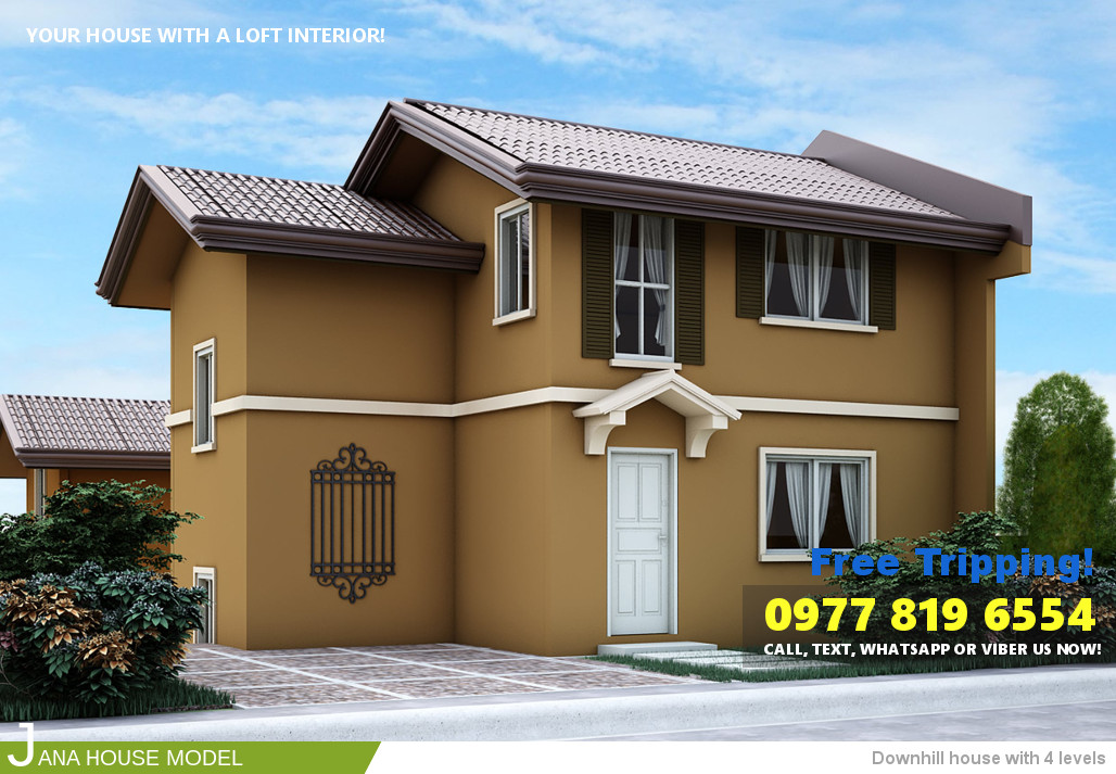 Janna House for Sale in Bulacan