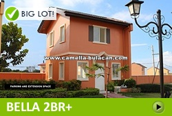 Bella House and Lot for Sale in Bulacan Philippines