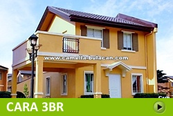 Cara House and Lot for Sale in Bulacan Philippines