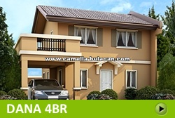 Dana House and Lot for Sale in Bulacan Philippines