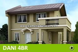 Dani House and Lot for Sale in Bulacan Philippines