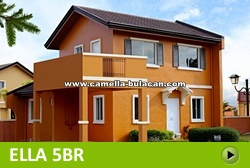 Ella House and Lot for Sale in Bulacan Philippines