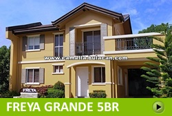 Freya House and Lot for Sale in Bulacan Philippines