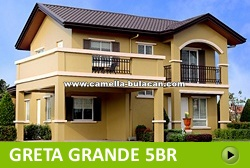 Greta House and Lot for Sale in Bulacan Philippines