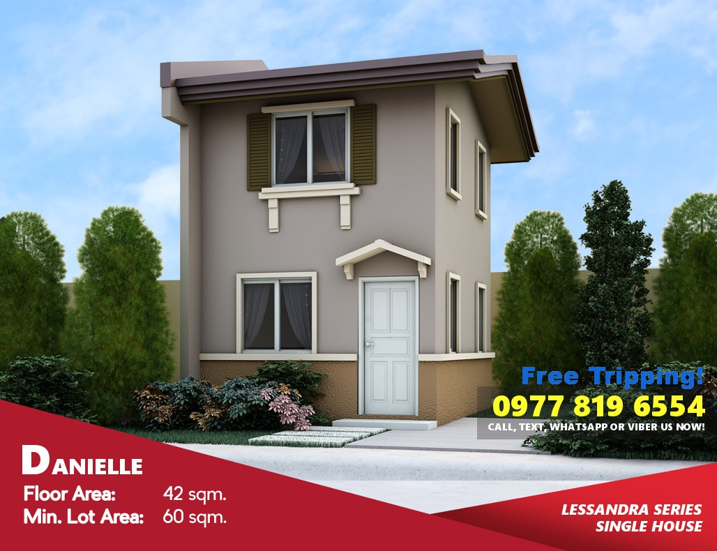 Danielle House for Sale in Bulacan