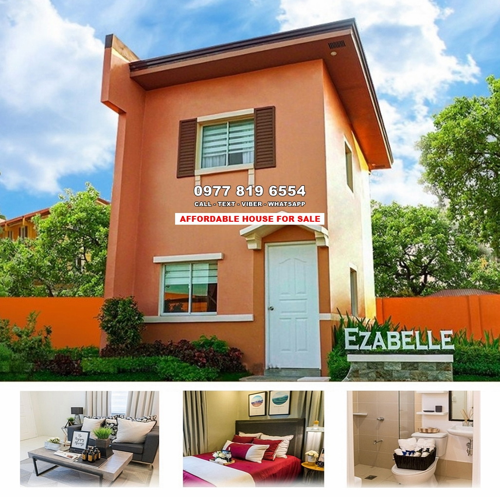 Ezabelle House for Sale in Bulacan