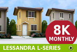 Lessandra Affordable Houses in Camella Bulacan